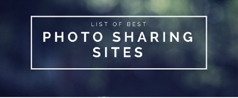 top best photo sharing sites