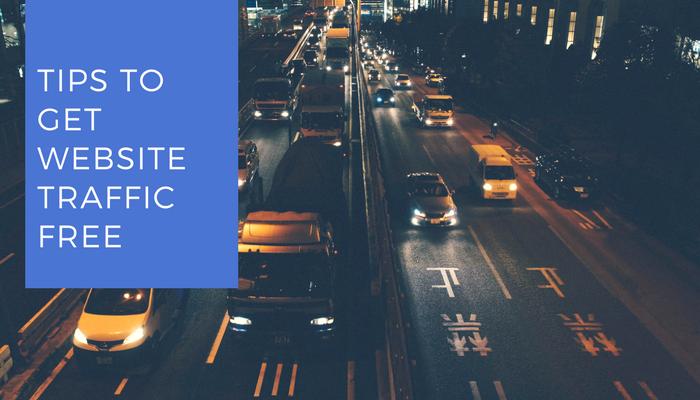 increase website traffic