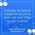 Latest Daily Motivation