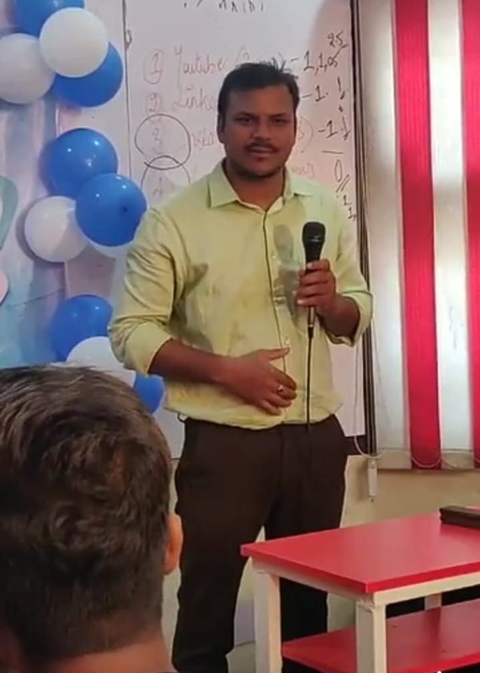social media day jaipur