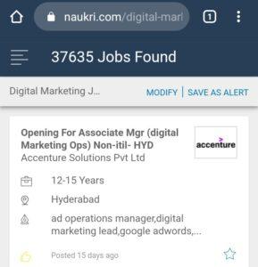 Digital Marketing Scope Jaipur